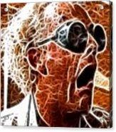 Doc Brown Mistical Acrylic Print