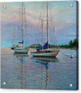 Dock N Dine Acrylic Print