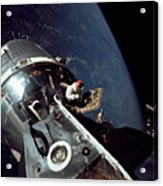 Docked Apollo 9 Command And Service Acrylic Print