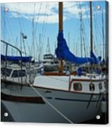 Docking Bay Acrylic Print