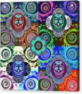 Dod Art 123jook Acrylic Print