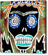 Dod Art 123oiu Acrylic Print
