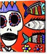 Dod Art 123uyt Acrylic Print