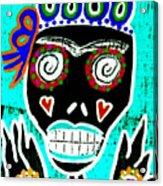 Dod Art 123yre Acrylic Print