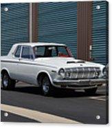 Dodge 330 Acrylic Print