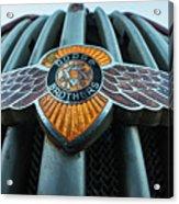 Dodge Brothers Emblem Jerome Az Acrylic Print
