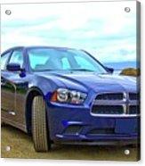 Dodge Charger Acrylic Print