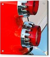 Dodge Coronet Taillight Acrylic Print