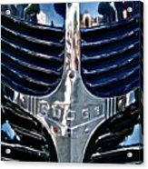 Dodge Hearse Acrylic Print