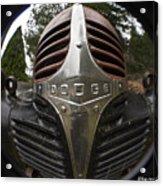 Dodge Truck Nose Acrylic Print