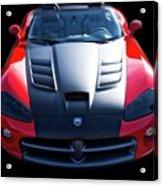 Dodge Viper Roadster Acrylic Print