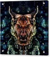 Dog II Acrylic Print
