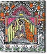 Doli Kahar Acrylic Print