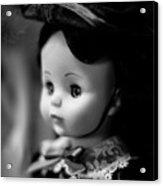 Doll 62 Acrylic Print
