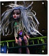 Doll X2 Acrylic Print