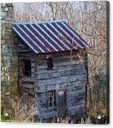 Dolly's Hearth - Pendleton County West Virginia Acrylic Print