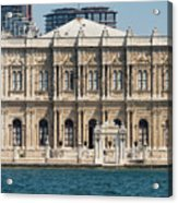 Dolmabahce Palace  Acrylic Print