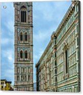 Dom Of Florence Acrylic Print