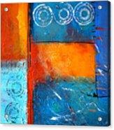 Domino Acrylic Print