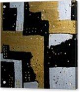 Dominos Acrylic Print