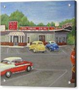 Don Carlos Drive Inn Acrylic Print