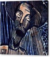Don Quixote Acrylic Print
