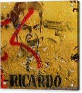 Don-ricardo Acrylic Print
