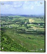 Donegal Patchwork Farmland Acrylic Print