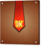 Donkey Kong Acrylic Print