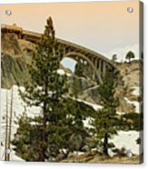 Donner Acrylic Print