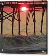 Don't Let The Sun Go Down On Me  Acrylic Print