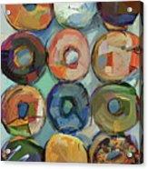 Donuts Galore Acrylic Print