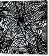 Doodle 1 Acrylic Print