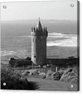 Doolin Castle Acrylic Print