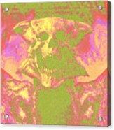 Doom 3 Resurrection Of Evil Acrylic Print