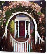 Door From A Dream Acrylic Print