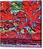 Door I Acrylic Print