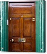Door In Ireland Acrylic Print