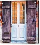Door No. 2 Acrylic Print