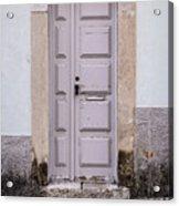 Door No 204 Acrylic Print