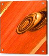 Doorknob 3-1 Acrylic Print