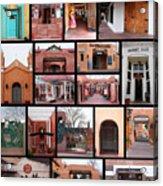 Doors Of Albuquerque Acrylic Print