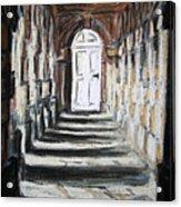 Doorway. Acrylic Print
