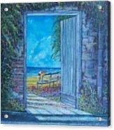 Doorway To ... Acrylic Print