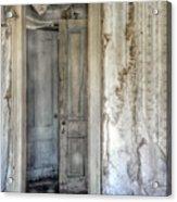 Doorway To Doors Acrylic Print