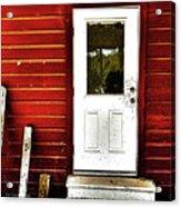 Doorway To Heaven Acrylic Print