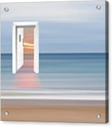 Doorway To The Future Acrylic Print