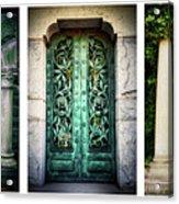 Doorways Of Woodlawn Acrylic Print