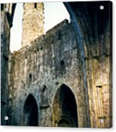 Doorways To The Cashel Castle Acrylic Print
