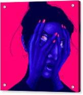 Dopamine Attack Acrylic Print